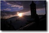 Malinconia al tramonto